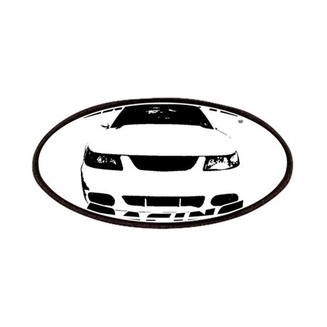 Racing Mustang 99 2004 Patches
