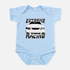 Racing Mustang 99 2004 Infant Bodysuit