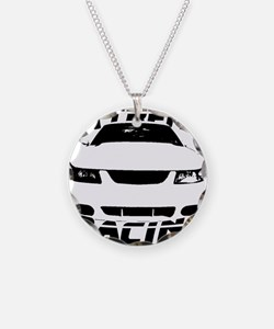 Racing Mustang 99 2004 Necklace