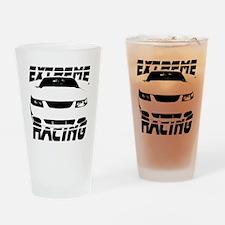 Racing Mustang 99 2004 Drinking Glass