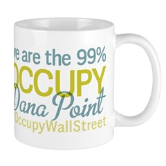 Occupy Dana Point Mug