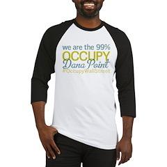 Occupy Dana Point Baseball Jersey