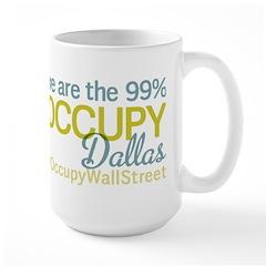 Occupy Dallas Mug