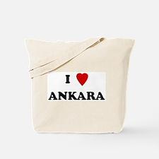 I Love Ankara Tote Bag