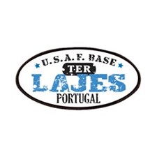Lajes Air Force Base Patches