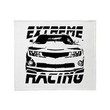 Extreme Camaro 2012 Throw Blanket