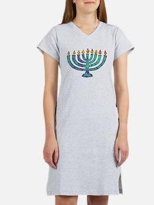 Menorah Women's Nightshirt