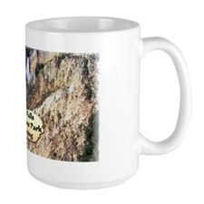 Lower Falls,Yellowstone Park 2 Mug