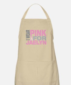 I wear pink for Jaelyn Apron