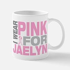 I wear pink for Jaelyn Mug