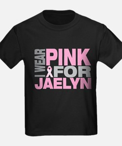 I wear pink for Jaelyn T