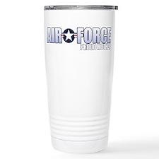 USAF Mother Stainless Steel Travel Mug