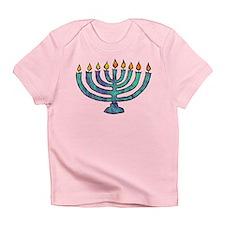 Menorah Infant T-Shirt