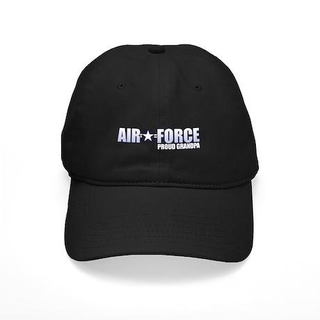 USAF Grandpa Black Cap