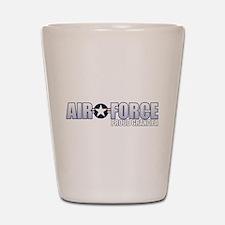 USAF Grandpa Shot Glass