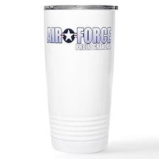 USAF Grandma Stainless Steel Travel Mug