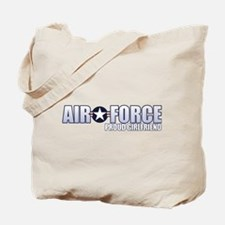 USAF Girlfriend Tote Bag
