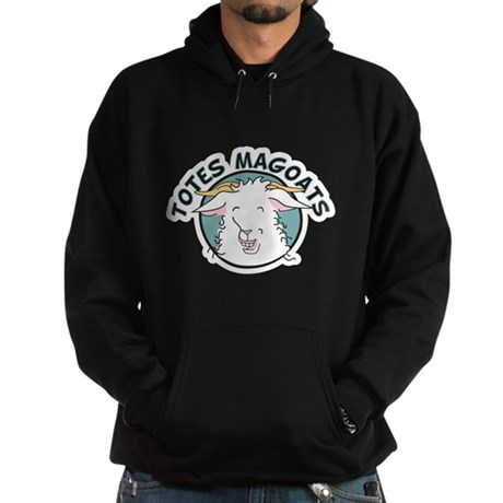 Totes MaGoats Hoodie (dark)