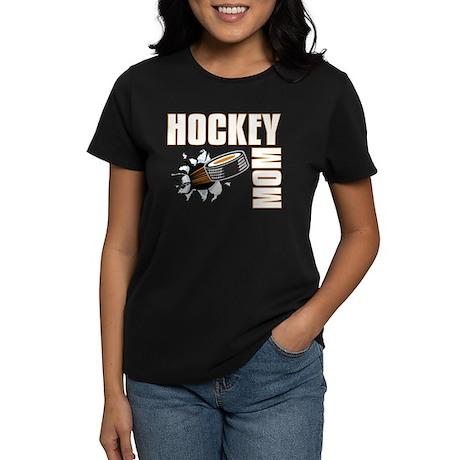 Hockey Mom Women's Dark T-Shirt