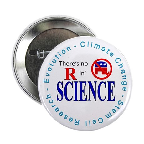 """Science 2.25"""" Button (10 pack)"""