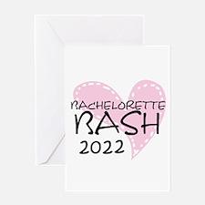Bachelorette Bash 2017 Greeting Card