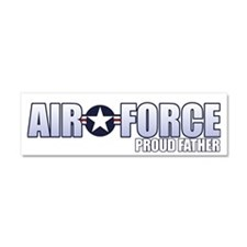 USAF Father Car Magnet 10 x 3