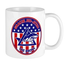 Gracie Red, White and Blue GE Mug