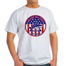 Gracie Red, White and Blue GE T-Shirt
