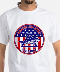 Gracie Red, White and Blue GE Shirt