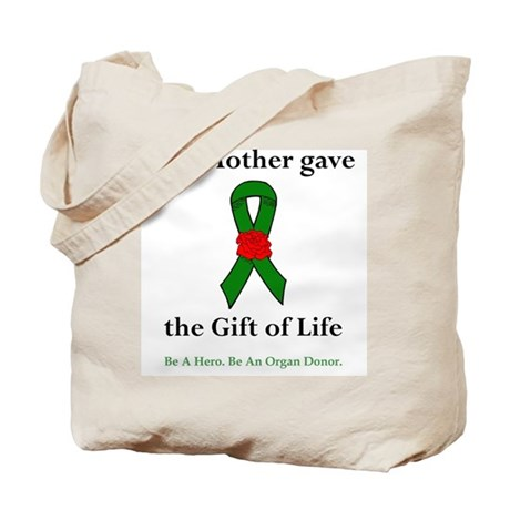 Mother Donor Tote Bag