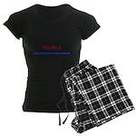 Viagra Women's Dark Pajamas