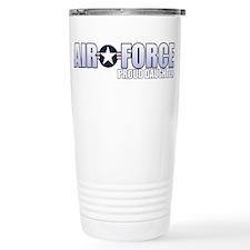 USAF Daughter Stainless Steel Travel Mug