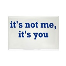 Break Up Rectangle Magnet (10 pack)