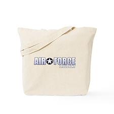 USAF Aunt Tote Bag