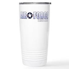 USAF Aunt Stainless Steel Travel Mug