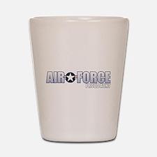 USAF Aunt Shot Glass
