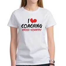 I heart Coaching C-C Tee