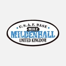 Mildenhall Air Force Base Patches