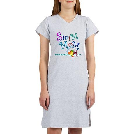 Swim Mom Women's Nightshirt
