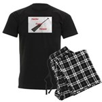 Dragon Boat Paddler's Men's Dark Pajamas