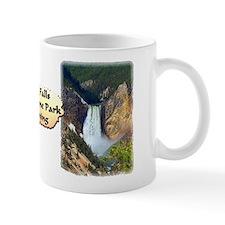 Lower Falls, Yellowstone Park 3 Mug