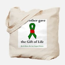 Brother Donor Tote Bag