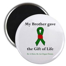 Brother Donor Magnet