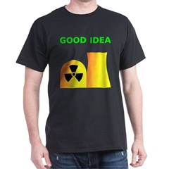 Nuke Good Idea/Bad Idea T-Shirt
