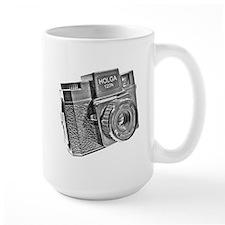 2 images - Diana and Holga Mug