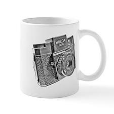 2 images - Diana & Holga Mug