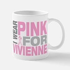 I wear pink for Vivienne Mug