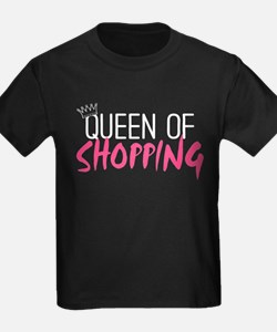 'Queen of Shopping' T