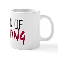 'Queen of Shopping' Mug