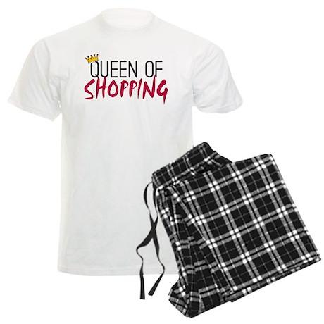 'Queen of Shopping' Men's Light Pajamas